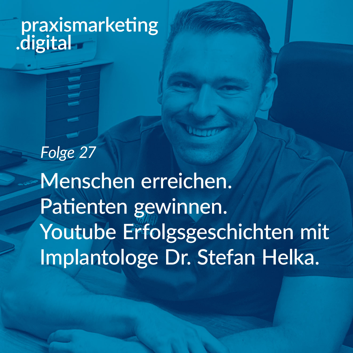 Implantatpatienten mit Youtube - Helka