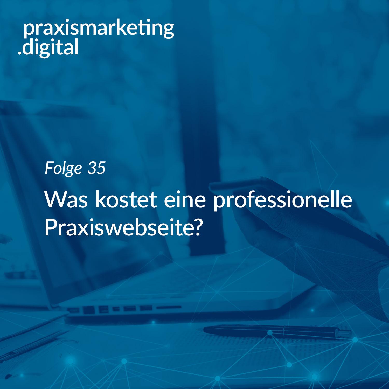 Praxiswebseite Kosten