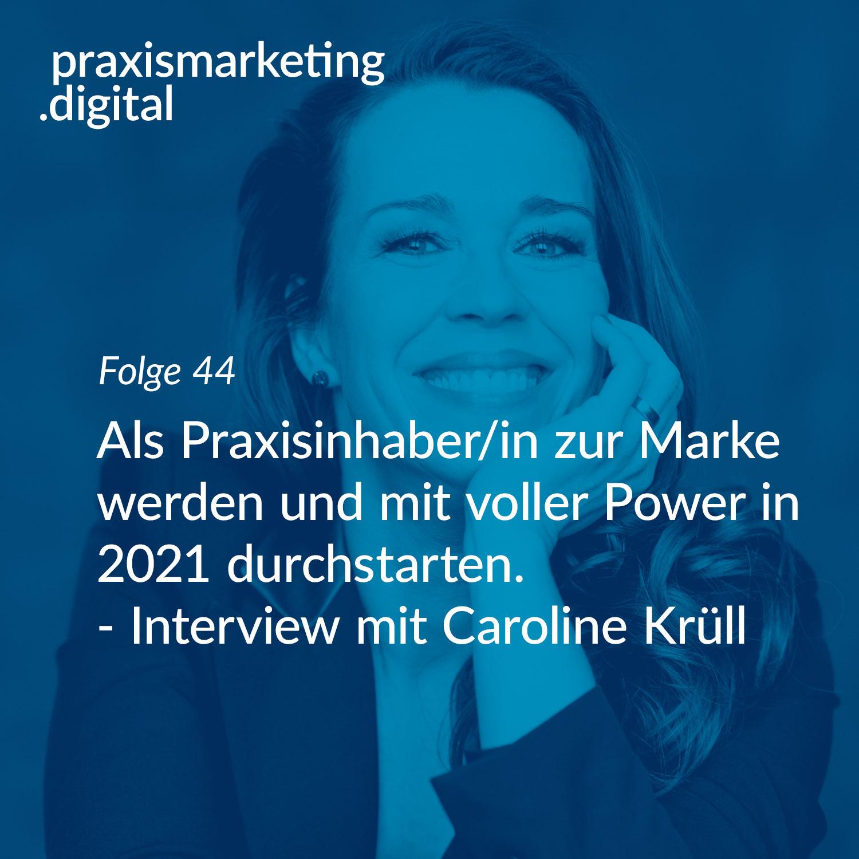Caroline Krüll - Marke Ich
