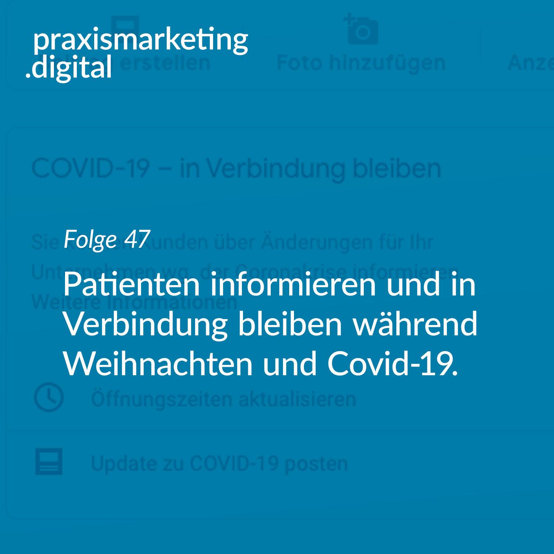Patienten infomieren