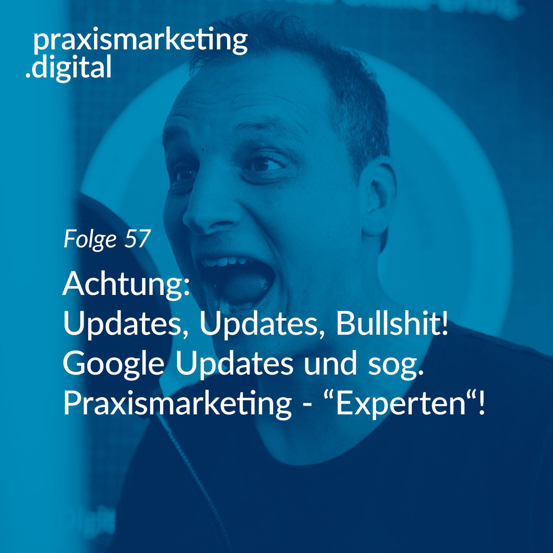 Google Updates Praxismarketing