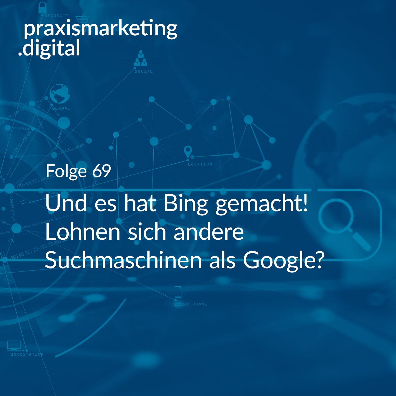 Bing im Praxismarketing