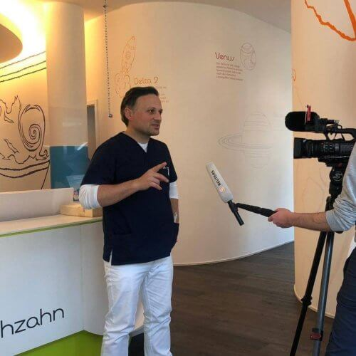 360°zahn Interview Reuters Corona Krise